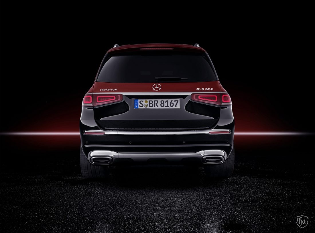 The New Mercedes Maybach Gls Highline Autos Your Source For Distinguished Automobiles