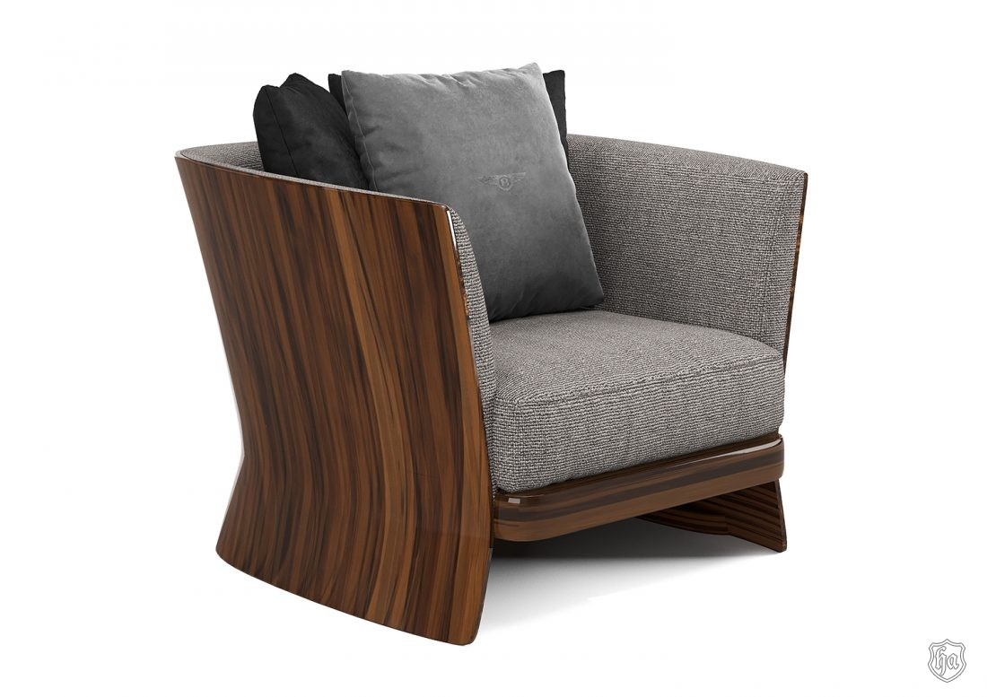 Newent armchair_front 5